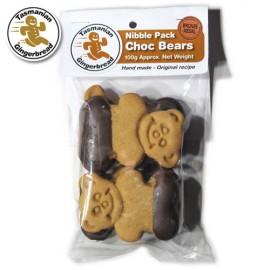 Nibble Pack - Choc Dipped Bears