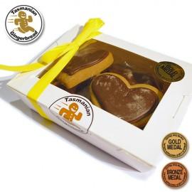 Chocolate Heart Box