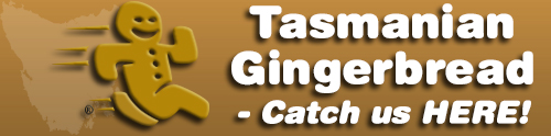Gingerbread Man - Bulk Pack - Tasmanian Gingerbread Online Store